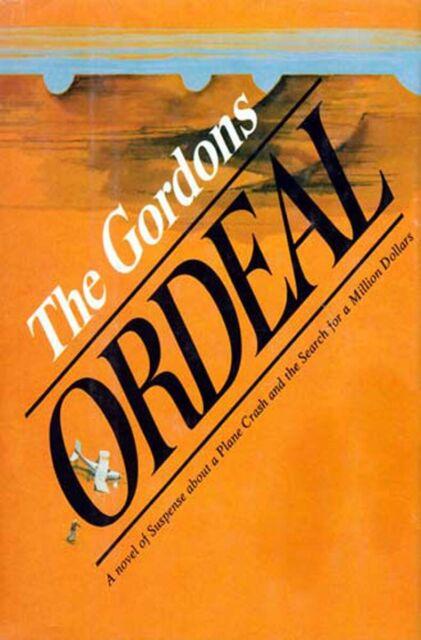 Ordeal Mystery & Thril Hardcover Gordon, Mildred; Gordon, Gordon