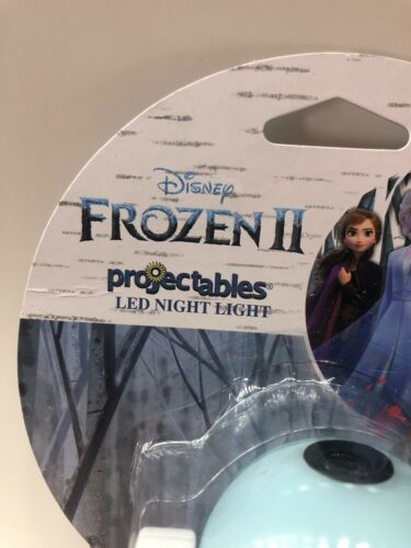 Dusk to Dawn Sensor New Disney Frozen 2 Projectables LED Night Light Plug-in