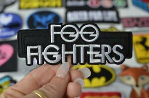 FIGHTERS-MUSIC-Band-Post-Grunge-Iron-On-Patch-Patches-Green-Movie-Roswell-Kidnap
