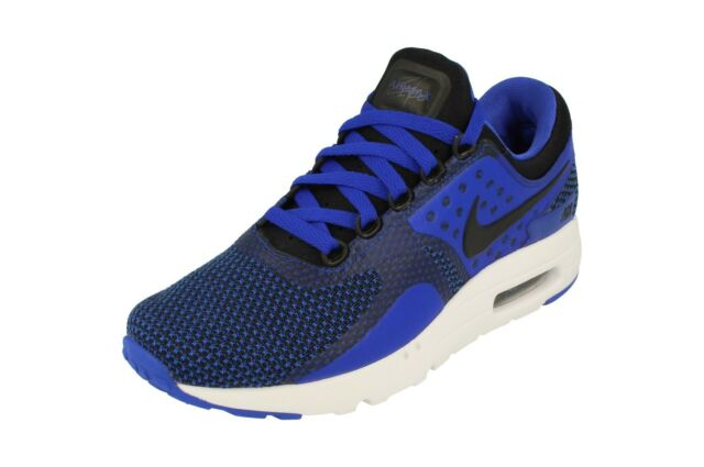 timeless design abebc 8de4d Nike Air Max Zero Essential Mens Running Trainers 876070 Sneakers Shoes 001