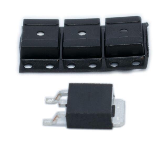 4x IRFR9310PBF Transistor P-MOSFET unipolar -400V -1.8A 50W DPAK