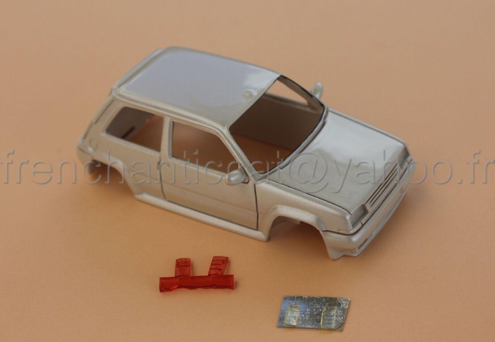 UT voiture 1 43 43 43 Renault super 5 GT cinq collector Heco miniatures car 38555c