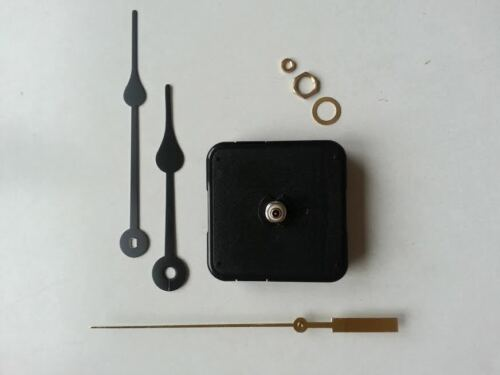 FREE SHIPPING! CONTINUOUS SWEEP Battery Clock Movement 941C