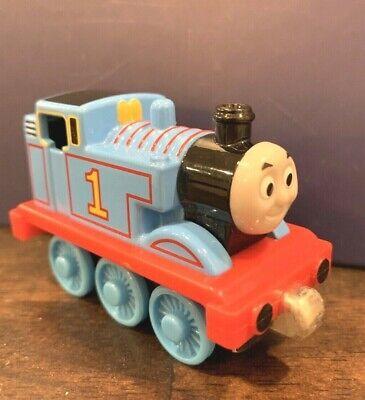 Details about  /Thomas The Train Engine Thomas Car #1 Die Cast Metal Magnetic 2002 Gullane