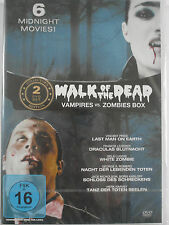 Walk of the Dead 6 Filme - Vampires vs. Zombies Sammlung - Friedhof, Dracula
