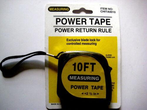 ten foot tape measure FREE SHIPPING 10/' Measuring Tape