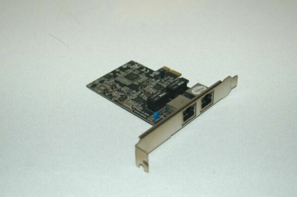 Rosewill RNG-407-Dualv2 PCI-Express Dual Port Gigabit Ethernet Network Adapter
