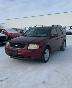 2007 Ford FreeStyle / Taurus X LIMITED | $0 DOWN - EVERYONE APPROVED!