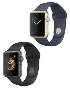 'New Apple Watch Series 2 42mm Sport Band' from the web at 'https://i.ebayimg.com/images/g/XkcAAOSwHPxZyXOs/s-l300.jpg'