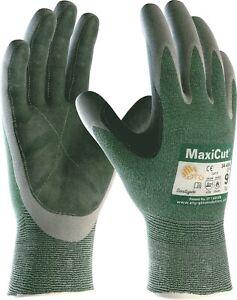 12 X Maxicut 34-450LP Palme Revêtu Paume en Cuir Kw M Coupe Protection Gants