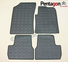 PSA Genuine Carpet Mat Set Fits Peugeot 1609944480