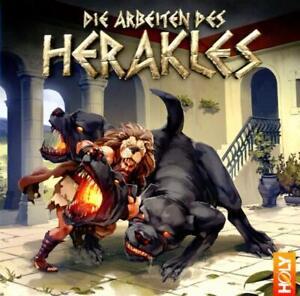 DIE-ARBEITEN-DES-HERAKLES-HOLY-KLASSIKER-33-CD-NEW