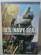 HOT TOYS 1/6 U.S. NAVY SEAL (POLAR MOUNTAIN STRIKE)