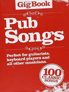 The-Gig-Book-Pub-Songs-by-Various-NEW-book-FREE-amp-Paperback