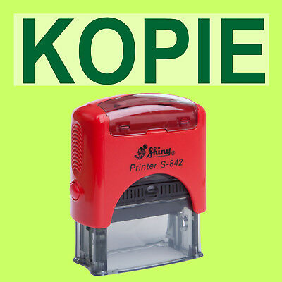 Büro & Schreibwaren Papier, Büro- & Schreibwaren Shiny Printer Rot S-842 Büro Stempel Kissen Grün Buy One Give One Modestil Kopie