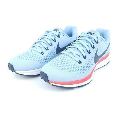 NIKE AIR ZOOM PEGASUS 34 Women's Running Shoes 880560 404 Ice Blue Fox Size ** | eBay