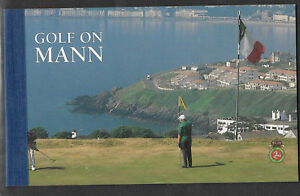 ISLE-OF-MAN-1997-GOLF-RYDER-CUP-BOOKLET-MNH
