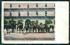 Torino città Quartiere di Cavalleria cartolina QT8015