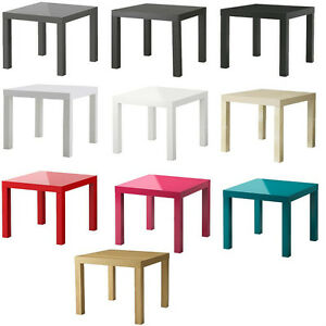 Ikea lack small coffee table side end brand new kids table for Table basse ikea lack