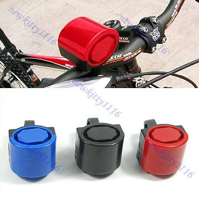 Electric Horn Bell Bike Bicycle Ring Handlebar Sound