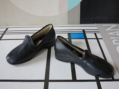 Ospitale Pantofole Uomo Pelliccia Sintetica Nero 80er Truevintage 80s Brown Slippers Nos-mostra Il Titolo Originale Prezzo Di Strada
