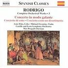 Joaquin Rodrigo - Rodrigo: Complete Orchestral Works, Vol. 3 (2002)