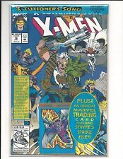 X-MEN # 16 (X-Cutioner's Song, Sealed with Trading Card, Jan 1993), NM