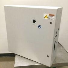 Hoffman Csd24248lg Electrical Enclosure Panel Box Cabinet 24x 24x 8 Holes