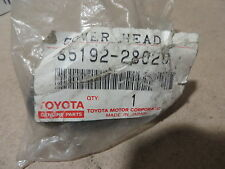 TOYOTA PREVIA 91-92 REAR WIPER ARM COVER HEAD OE # 85192-28020
