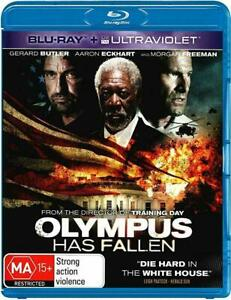 Olympus Has Fallen 2013 Movie Blu Ray Digital Brand New Sealed Free Post Ebay