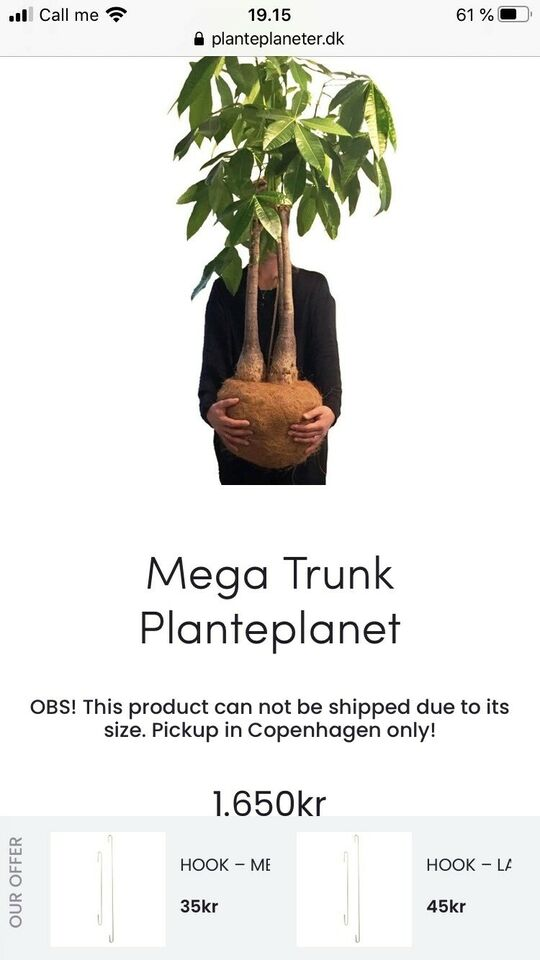 Planteplanet, Mega planteplanet