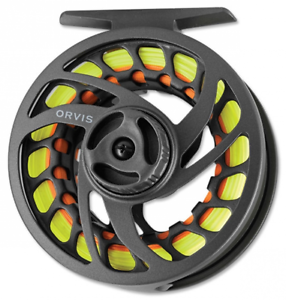 entièrement chargé avec Orvis Clearwater Fly Line WF5 2019 Orvis Clearwater II fly reel
