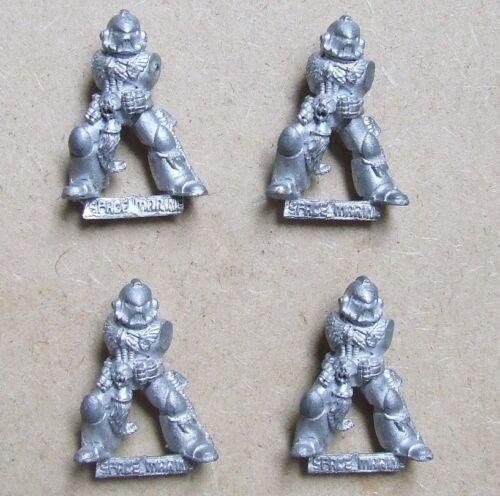 CLASSIQUE//Épuisé années 90 Warhammer 40k-Space marine grenades