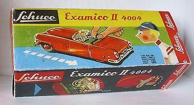 Autos & Lkw Spielzeug Repro Box Schuco Examico Ii 4004 Diversifiziert In Der Verpackung