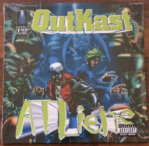 Outkast-ATLiens-2LP-Vinyl-New-Sealed-Hip-Hop-Double-Record-Album