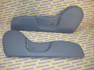 Toyota tacoma seat side plastic trim bezel rh lh blue gray oem new image is loading toyota tacoma seat side plastic trim bezel rh publicscrutiny Images