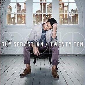 1 of 1 - GUY SEBASTIAN Twenty Ten 2CD BRAND NEW 20 10 2010