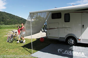Image Is Loading FIAMMA SUN VIEW SIDE PANEL Awning Motorhome Camper