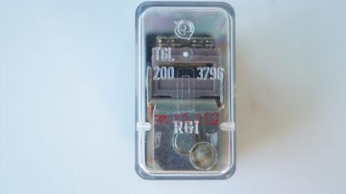 NSF 30.13-212 Relais TGL 200-3796 12 V 2x um Printmontage