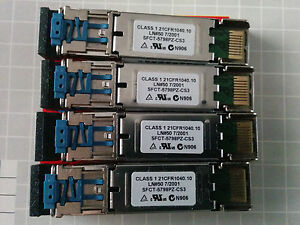 Raisonnable Cisco Glc ‐ Lh ‐ Sm Sfp Transceiver