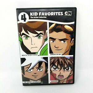 Warner-4-Kid-Favorites-Cartoon-Network-Action-Collection-Ben-10-Bakugan-Rex-DVD
