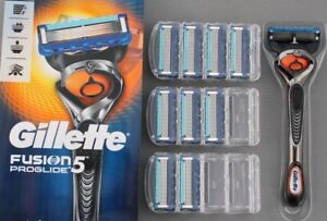 GILLETTE-FUSION-5-PROGLIDE-OR-PRO-GLIDE-POWER-BLADES-GENUINE-ORIGINAL-UK-STOCK