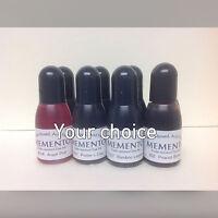 Tsukineko Memento Ink Pad Refills - Various Colors -