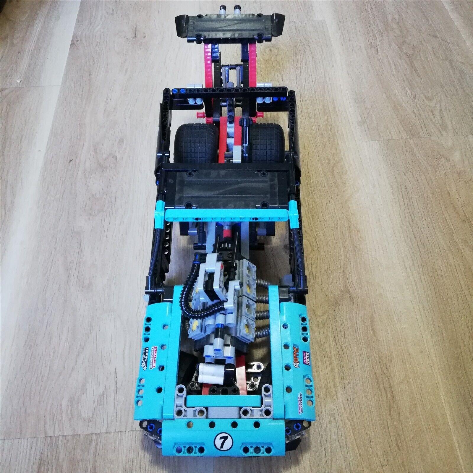 LEGO - Technics - Drag Racer - 42050 Like ny