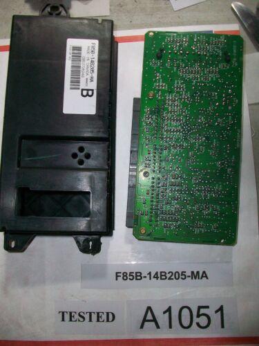 DEALER BUY OUT F85B-14B205-MA TESTED  1998 Ford F250  GEM MULTIFUNCTION MODULE