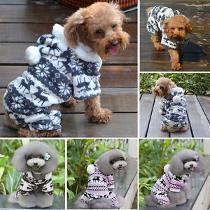 Fashion-Pet-Dog-Cats-Warm-Hoodie-Clothes-Puppy-Jumpsuit-Coat-Shirt-Doggy-Apparel