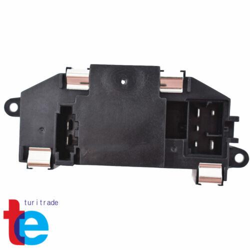New HVAC Blower Motor Resistor 8K0 820 521B//C For Audi A4 B8 A5 A8 Q5 S4 S5 S8