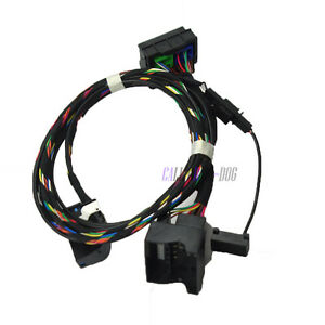 s l300 9w2 9w7 bt bluetooth wiring harness cable for vw tiguan eos golf bluetooth wiring harness at readyjetset.co