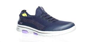Skechers Womens Prolific Navy/Lavender Walking Shoes Size 12 (1601532)