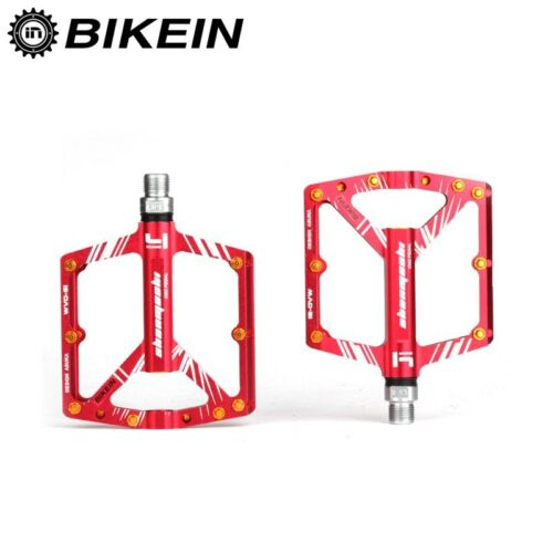 Sealed Pedal Mountain Pedals 4 Flat Colors Parts BIKE 310g MTB CNC Pedals